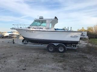 Used Baha Cruisers 251 HT Cuddy Cabin Boat For Sale