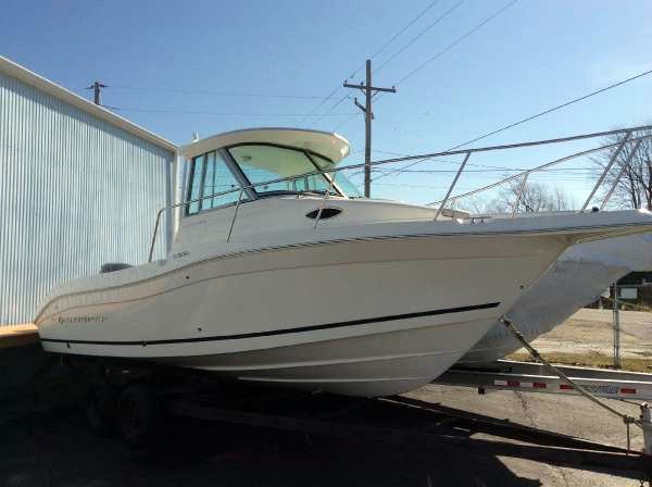 2014 new striper walkaround fishing boat for sale port for Fishing boats for sale in ohio