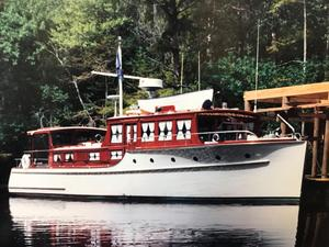 Used Custom 47 American Car & Foundry Antique and Classic Boat For Sale