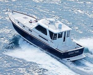Used Sabre 42 Hardback Express Cruiser Boat For Sale