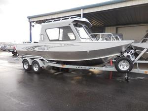 New Hewescraft 210 Sea Runner HT w/ET Aluminum Fishing Boat For Sale