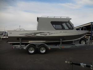 New Hewescraft 240 Alaskan Aluminum Fishing Boat For Sale