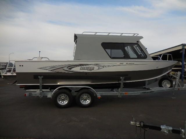 2018 new hewescraft 240 alaskan240 alaskan aluminum for Alaska fishing boats for sale