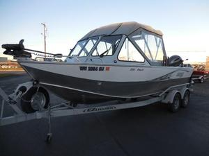 Used Hewescraft PRO-V Aluminum Fishing Boat For Sale