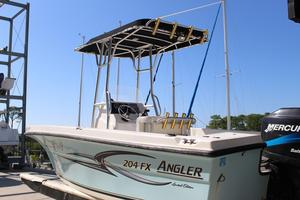 Used Angler 204FX LIMITED EDITION204FX LIMITED EDITION Saltwater Fishing Boat For Sale