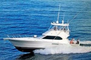Used Riviera 47 Flybridge Sports Fishing Boat For Sale