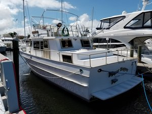 Used Present Trunk Trawler Boat For Sale