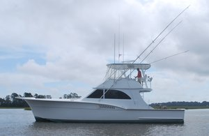 Used Hatteras Custom Convertible Sports Fishing Boat For Sale
