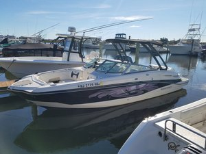 Used Monterey M5 Bowrider Boat For Sale
