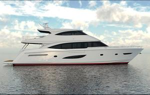 New Viking Motor Yacht For Sale
