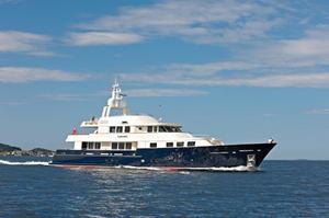 Used Custom Holland Jachtbouw Motor Yacht For Sale