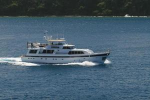Used Cheoy Lee Raised Pilothouse Motor Yacht For Sale