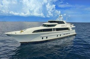 Used Cheoy Lee Bravo 95 Motor Yacht For Sale