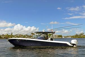 Used Nor-Tech 392 Center Console Fishing Boat For Sale
