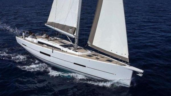 New Dufour Exclusive 56 Cruiser Sailboat For Sale