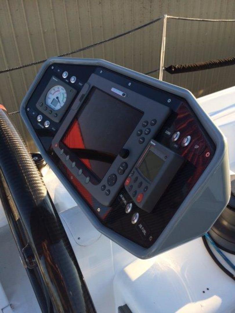 2009 used neb new england boatworks nelson marek ack 55