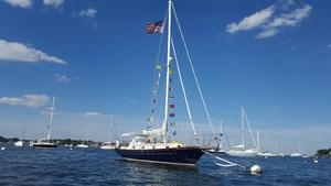 Used Cabo Rico 36 Cruiser Sailboat For Sale