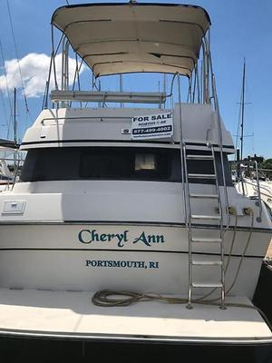 New Silverton Aft Cabin Boat For Sale