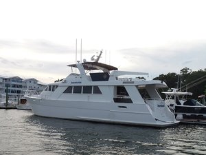 Used Carolina Custom Motor Yacht For Sale