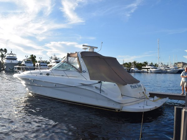 Used Sea Ray Sundancer 410 Cruiser Boat For Sale