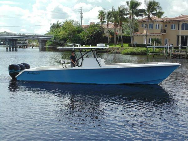 Used Sea Hunter Center Console Boat For Sale