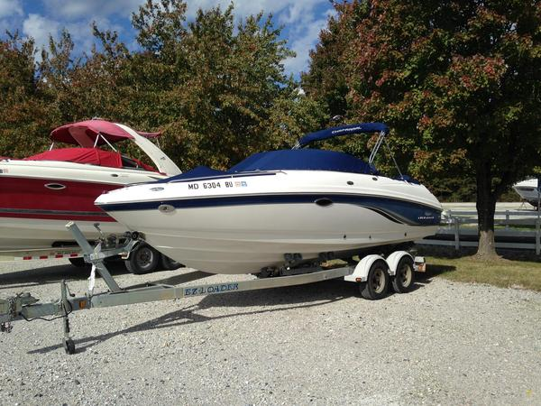 Used Chaparral 230 SSI Cruiser Boat For Sale