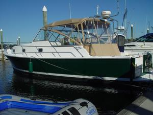 New Mainship Pilot 34 Cruiser Boat For Sale