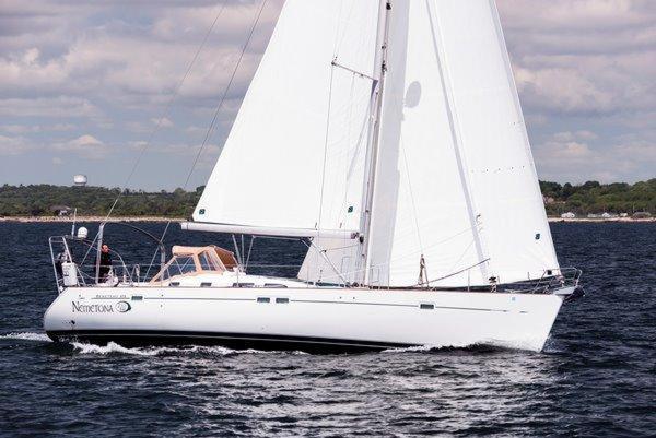 New Beneteau 473 Cruiser Sailboat For Sale