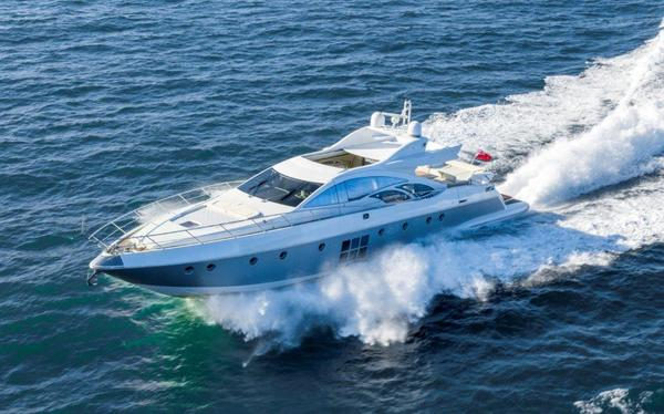 Used Azimut 86s Cruiser Motor Yacht For Sale