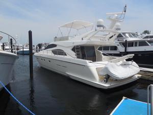 Used Ferretti Flybridge Boat For Sale