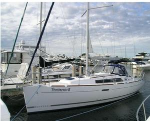 Used Beneteau America 34 Cruiser Sailboat For Sale