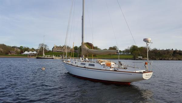 Used Ohlson 38 Cruiser Sailboat For Sale