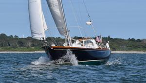 New Hinckley 41 Sloop Sailboat For Sale