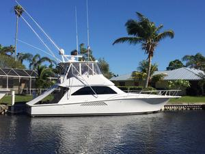 Used Viking 2003 48 Convertible Flybridge Boat For Sale