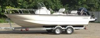 Used Boston Whaler 210 Montauk Ski and Fish Boat For Sale
