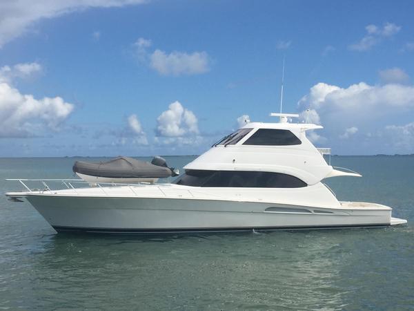 Used Riviera 60 Flybridge Motor Yacht For Sale