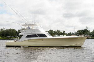 Used Paul Mann Custom Boats Sports Fishing Boat For Sale