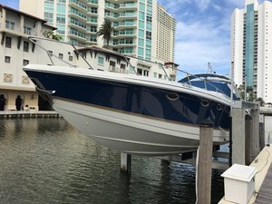 Used Formula 400 Super Sport Express Cruiser Boat For Sale
