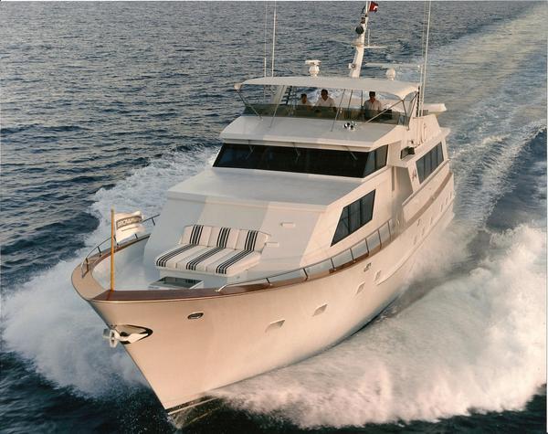 Used Broward 1988 Motor Yacht For Sale
