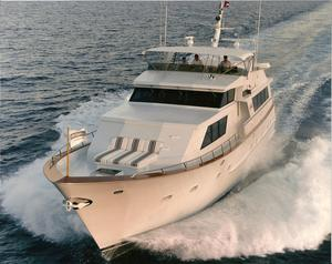 Used Broward 1988 Motor Yacht For Sale