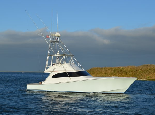 Used Garlington Sports Fishing Boat For Sale