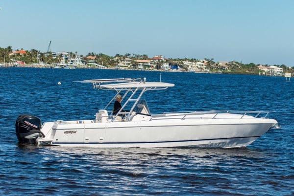 Used Intrepid 327 Cuddy Center Console Boat For Sale