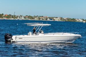 Used Intrepid 323 Cuddy Center Console Boat For Sale