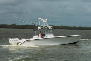 Used Sea Hunter 2007/2015 Center Console Center Console Fishing Boat For Sale