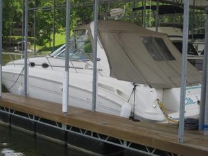 Used Sea Ray 360 Sundancer Cruiser Boat For Sale