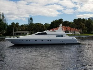 Used Alalunga Motor Yacht For Sale