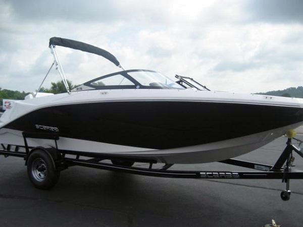 New Scarab 215 Jet Boat Jet Boat For Sale