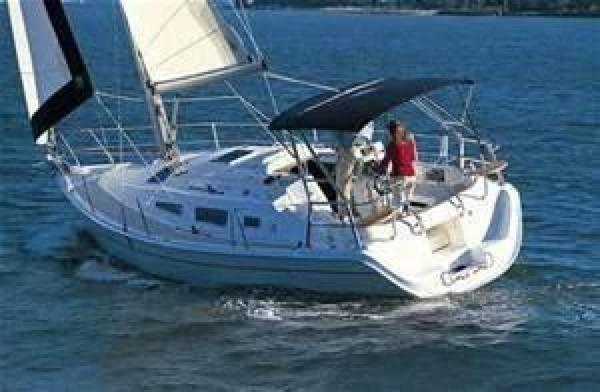 New Hunter 33 Sloop Sailboat For Sale
