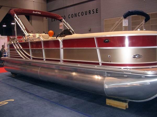 New South Bay 524SLX Pontoon Boat For Sale