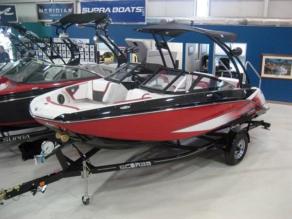 New Scarab 195HO Impulse Jet Boat For Sale